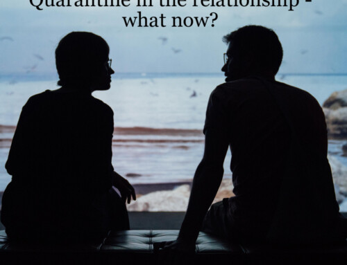 The tremendous impact of Quarantine in the relationship – what now?